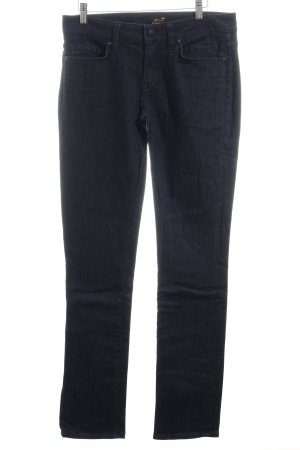 Seven7 Jeans dark blue casual look