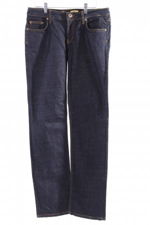 Seven7 Jeans dunkelblau gold