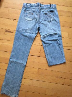 Seven7 Jeans- straight leg