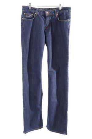 Seven7 Slimboot-Jeans blau