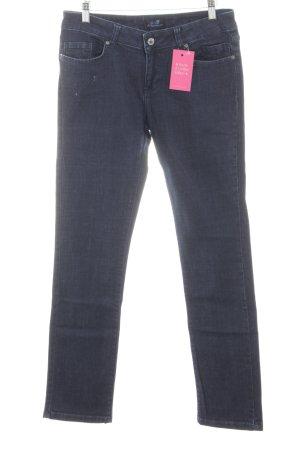 Seven7 Straight-Leg Jeans neonblau Casual-Look