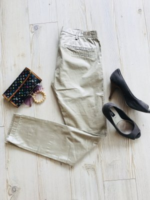 7 For All Mankind Jeans beige clair coton
