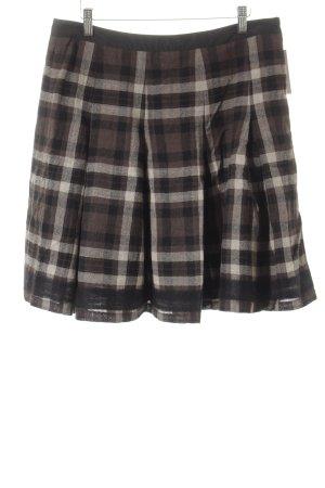 Seventy Circle Skirt check pattern