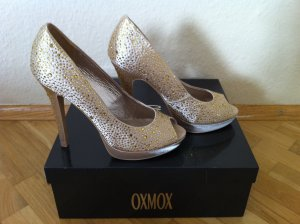 Sex and the City Pumps, Gr.39, gold