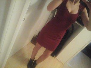 *** Sexi bordo Kleid ***