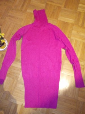 Turtleneck Sweater magenta