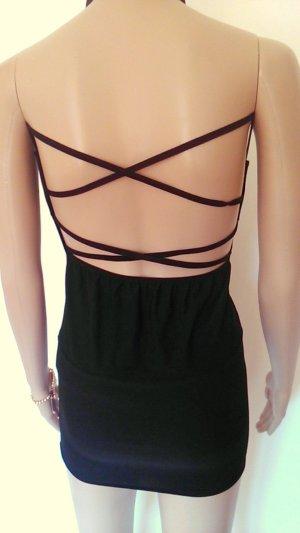 Pimkie Mini Dress black cotton