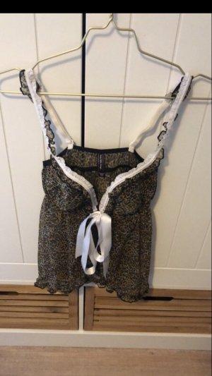 Victoria's Secret Lingerie Set black-bronze-colored