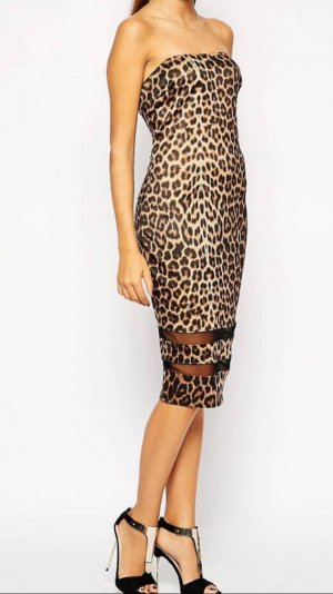 sexy Bandeau Kleid Party Dress 36 S