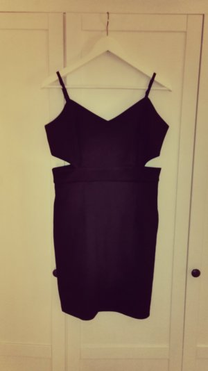 ~sexy black dress von Missguided~