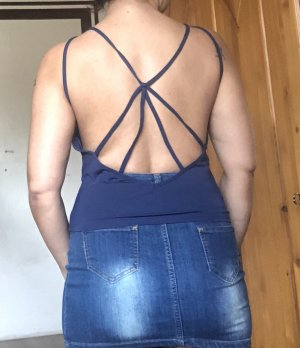 Sexy Bluse,Top, Oberteil,Rückenfrei