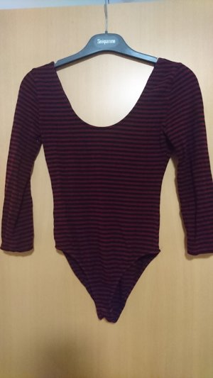 Forever 21 Shirt Body black-bordeaux