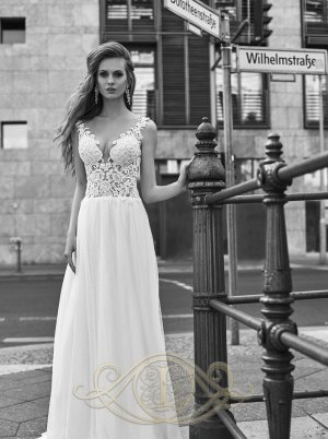 Wedding Dress white-natural white
