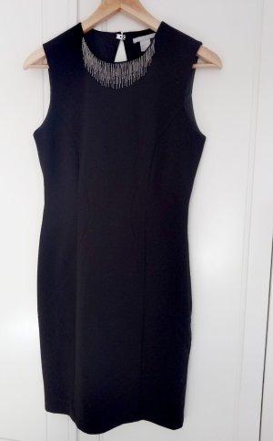 sexy Business Kleid mit Rückenausschnitt