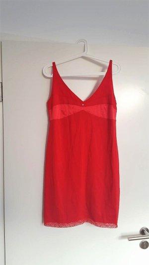 Calvin Klein Negligé rood Polyester
