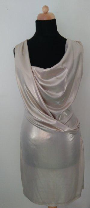 sexy Cocktailkleid mit extravagantem Fall– Unikat!