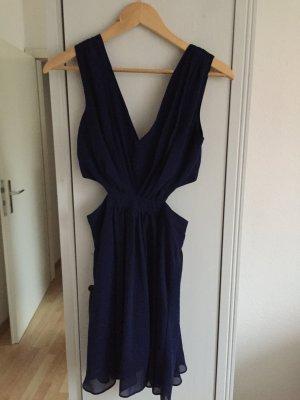 Asos Robe de cocktail bleu