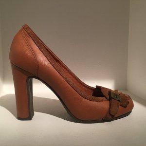 SEXY College Dr. Scholl Pumps / High Heels / YEIDE F24653 / NEU / NP 129,00