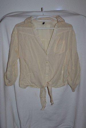 Sexy Crop Bluse von Ann Christine