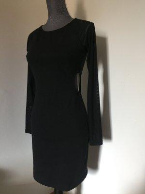 Sexy cut out mesh Kleid / das kleine Schwarze