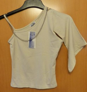 Sexy Damen Oberteil T-Shirt TOP Shirt Gr. S Neu mit Etiketten v Naturana Fashion