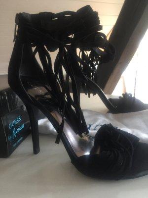 Sexy Fransen Sandaletten von Guess by Marciano