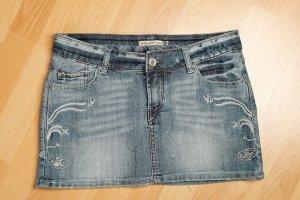 sexy Girl Jeans Mini Rock Gr 29 passt einer S/M