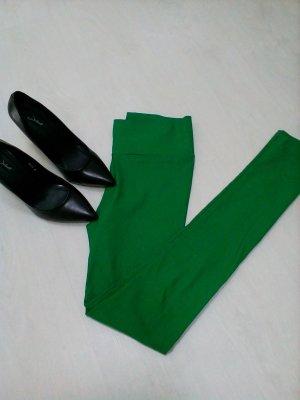 Sexy grüne Stretchhose