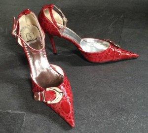 Sexy High Heels in Reptilienlook
