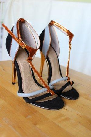 sexy High Heels von ASOS, neu