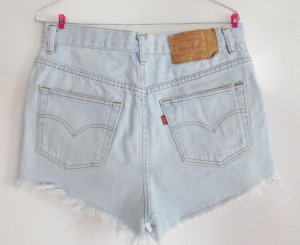 Levi's Short moulant multicolore coton