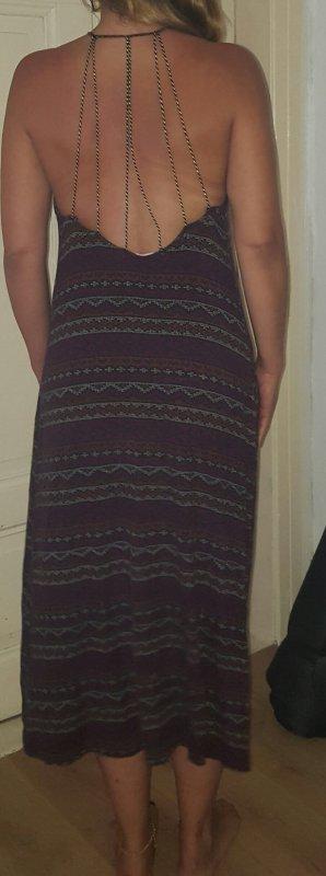 Sexy Hippie Boho Kleid mit tollem Rücken in Größe S