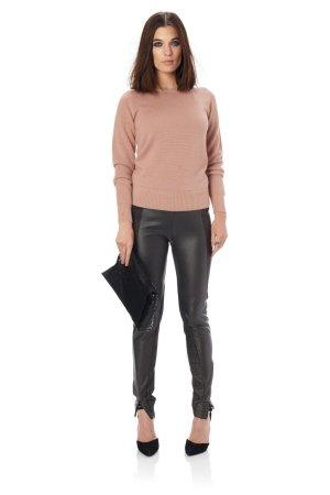 Sexy Hose schwarz silber neu von French Connection