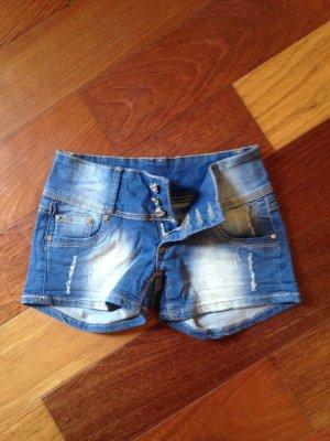 Sexy Hotpants Jeans Größe XS