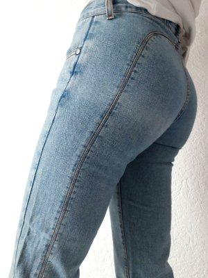 sexy Jeans,3/4,Hose,Gr.36,Hingucker
