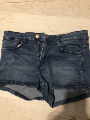 H&M Divided Short en jean multicolore