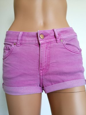 Sexy Jeans Hotpants in Pink (Gr. XS)