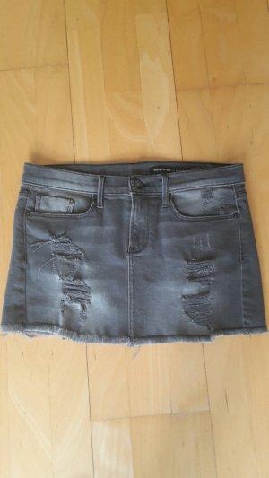 "Sexy Jeans Mini / grau von ""Black Orchid"". Neu!"