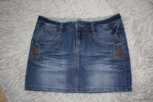 Sexy Jeans-Minirock, neu