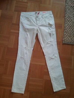 Sexy Jeans mit Cutouts
