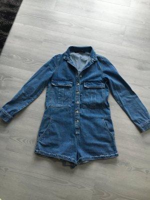 Sexy Jeansoverall von Zara