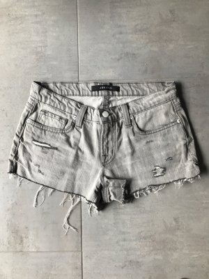 Sexy Jeansshort im Used-Look