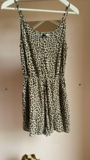 sexy jumpsuit Leoparden