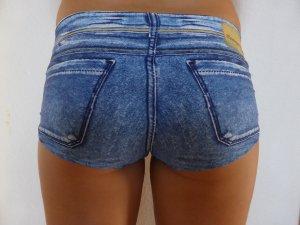 sexy Kangoroos Bikinihose, Jeans-style