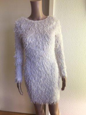 AX Longsleeve Dress natural white