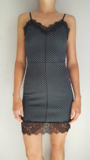 Sexy Kleid in Negligée-Optik