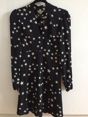 Sexy Kleid mit Sternen Gr 34 neu!
