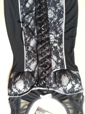 Sexy Kleid, schwarz, Spitze, Größe S, neu!
