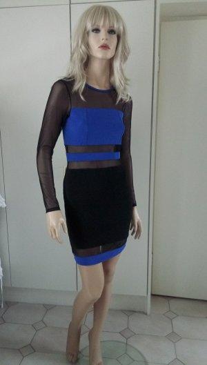 sexy Kleid von Miss Selfridge Gr.38 (36) schwarz blau