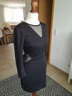 Mohito Cut out jurk zwart